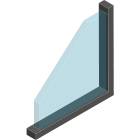 Single Glazed Metal Frame Windows Thumbnail