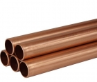 28mm x 3m Copper Pipe