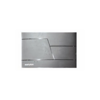 Abacus Direct Easi-Plan Press Panels Zone - Chrome