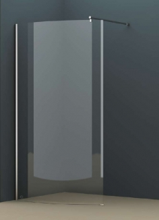 Abacus Direct Vessini E Series Curved Glass Screen