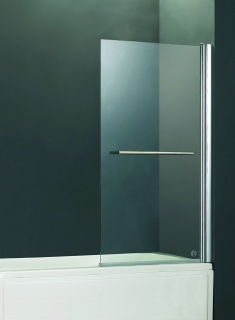 Abacus Direct Vessini E Series One Part Bath Screen