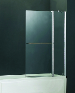 Abacus Direct Vessini E Series Two Part Bath Screen