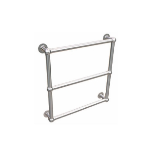 Abacus Elegance Farthing Traditional Towel Rail 685mm x 685mm