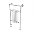 Abacus Elegance Half Sovereign Traditional Towel Rail 960mm x 500mm