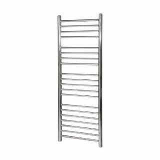Abacus Elegance Profile Stainless Steel Towel Rail