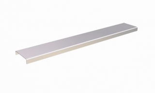 Abacus Linear Drain Glass Cover Plate - Frost