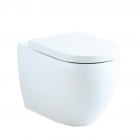 Abacus Vessini Opaz - Bidet - Wall Mounted 1TH - VESW-05-6505