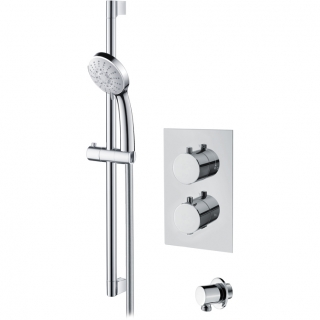 Abacus Vessini Thermostatic Shower - Kit 21
