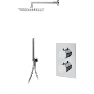 Abacus Vessini Thermostatic Shower - Kit 25