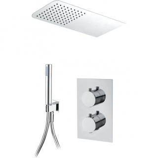 Abacus Vessini Thermostatic Shower - Kit 27