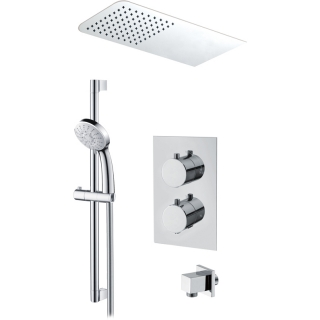 Abacus Vessini Thermostatic Shower - Kit 28