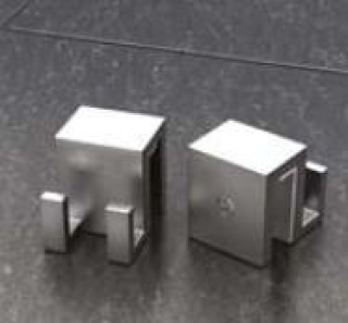 Abacus X Series Double Robe Hook