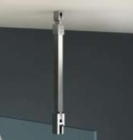 Abacus X Series Wall Support Arm 1000mm (Glass - Ceiling)