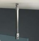 Abacus X Series Wall Support Arm 400mm (Glass - Ceiling)