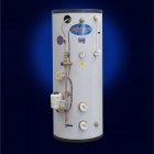 Image for Advance Appliances ETS Pre Plumbed Electric Thermal Store Cylinders With Isolation Kit 160 Litre