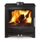 Image for AGA Ellesmere EC5W Wide Multifuel Stove - AGAEC5W