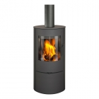 Image for AGA Lawley Non-Pedestal Wood Burning Stove - XWNSO