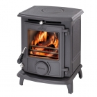 Image for AGA Little Wenlock Multifuel Classic Smoke Exempt Stove - LSNSTMBL