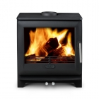 Image for AGA Ludlow EC5W Wide Multifuel Stove - LUD-MF-A5W