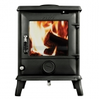 Image for AGA Ludlow Wood Burning Smoke Exempt Stove - DSNSTMBL