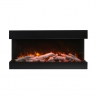 Image for AGA Rayburn Stratus 100-39-TRU 1.9kW Electric Fire