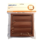Image for Airflow 100mm Gravity Grille Terracotta