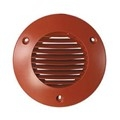 Image for Airflow 100mm Vent Kit with Grille Brown