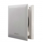 Image for Airflow QuietAir 150mm Eco Start Extractor Fan with Timer