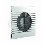 Image for Airvent 100mm Low Profile Fan with Cover & Timer