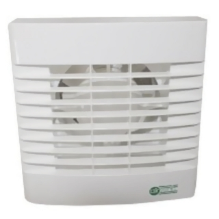 Airvent Axial 150mm Standard Fan with Pull Cord