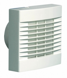 Airvent Axial 150mm Standard Fan with Timer
