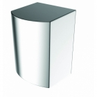 Airvent Tornado 1.6kW Hand Dryer - Polished Stainless Steel - 437659