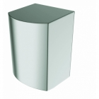 Image for Airvent Tornado 1.6kW Hand Dryer - Satin Stainless Steel - 437661