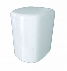 Image for Airvent Tornado 1.6kW Hand Dryer - White - 437656