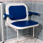 EXTRA WIDE SEAT WITH BACK & ARMS – 4000 SERIES