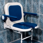 HORSESHOE EXTRA WIDE SEAT WITH BACK & ARMS – 4000 SERIES