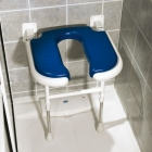 AKW HORSESHOE STANDARD SHOWER SEAT – 4000 SERIES