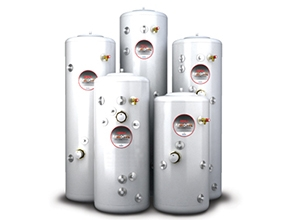 Albion Aerocyl Heat Pump & Solar Cylinders