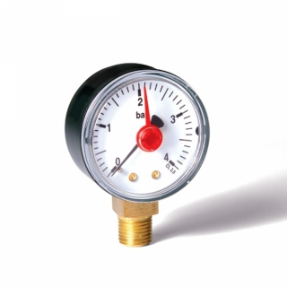 Altecnic 0-10 Bar Pressure Gauge
