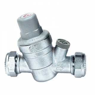 Altecnic 22mm Pressure Reducer Valve & Port