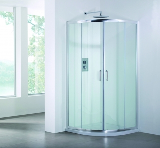 April Destini Double Door Quadrant Shower Enclosure