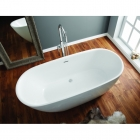 Image for April Harrogate Bath 1700 x 580mm NTH - 74001-1700D