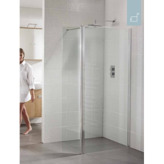 April Identiti2 Wetroom Return Panel