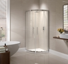 April Prestige Double Door Offset Quadrant