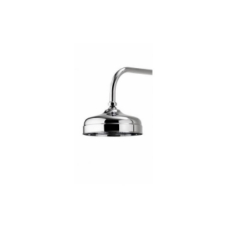 Aqualisa Aquatique Semi Rec 5 in Fxd Shwr Head Chrome 550.01