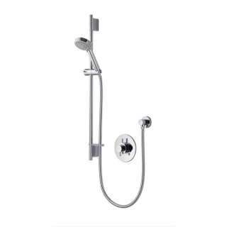 Aqualisa Aspire Dl Concealed Shower With Adjustable 105mm Harmony Head