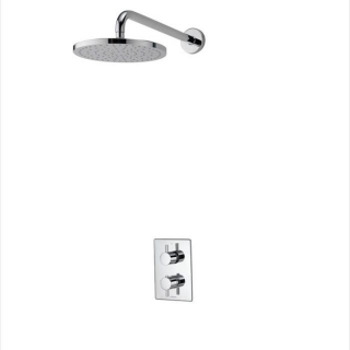 Aqualisa Dream DCV Mixer Shower Wall Drench