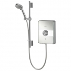 Image for Aqualisa Lumi - Electric - 9.5kW Shower Adjustable Head & Kit - Chrome - LME9501