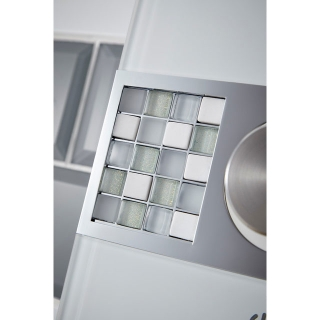 Aqualisa Mosaic Tile Inlays For Use With Sassi Shower