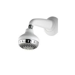 Aqualisa Turbostream Fixed Head CP WHITE